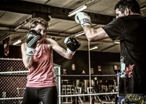 MMA TRAINING 9