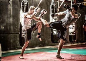 MMA TRAINING 8