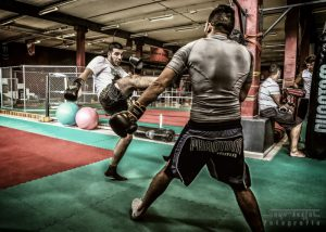 MMA TRAINING 4